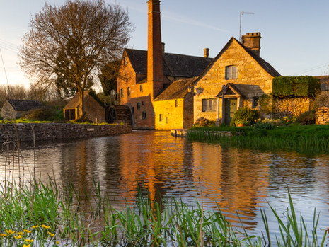 The Water Mill at Lower Slaughter