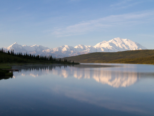 Denali and Wonder Lake