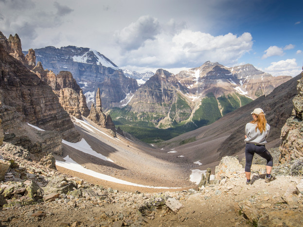Paradise Valley, Banff National Park