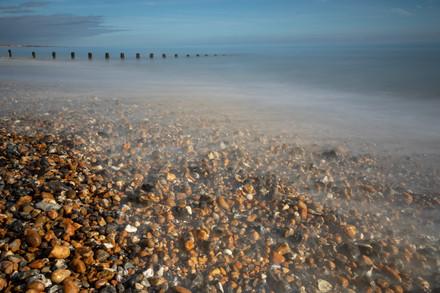 Climping Beach pebbles