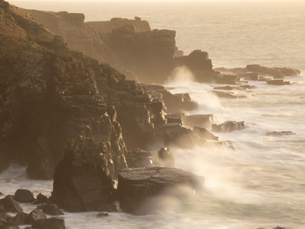 Sunrise at Lizard Point
