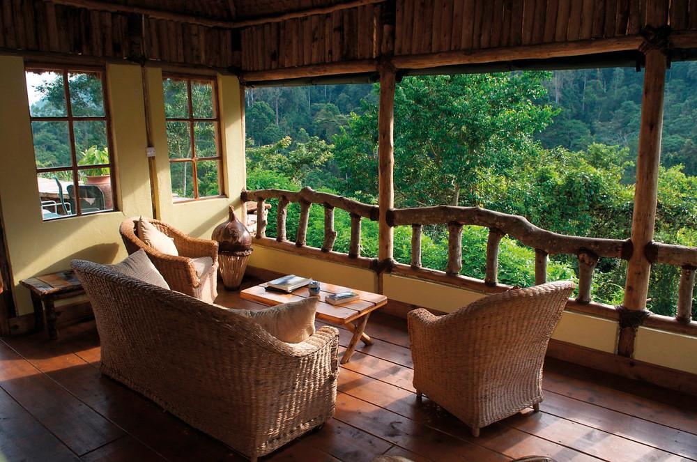 Bwindi Safari Lodge Uganda