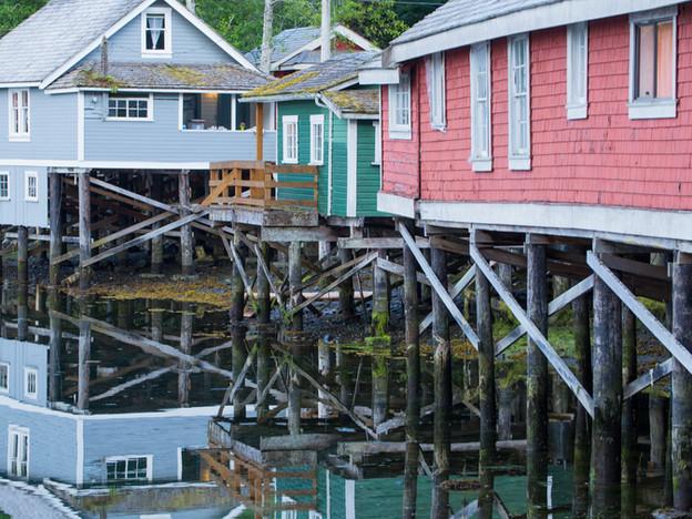 Telegraph Cove, Vancouver Island