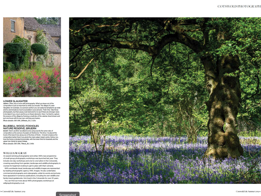 Summer Photography in the Cotswolds
