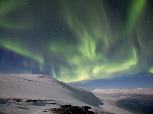 Photography tips: northern lights