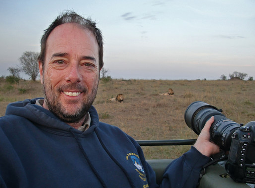 Andy Rouse: Top 5 Wildlife Destinations