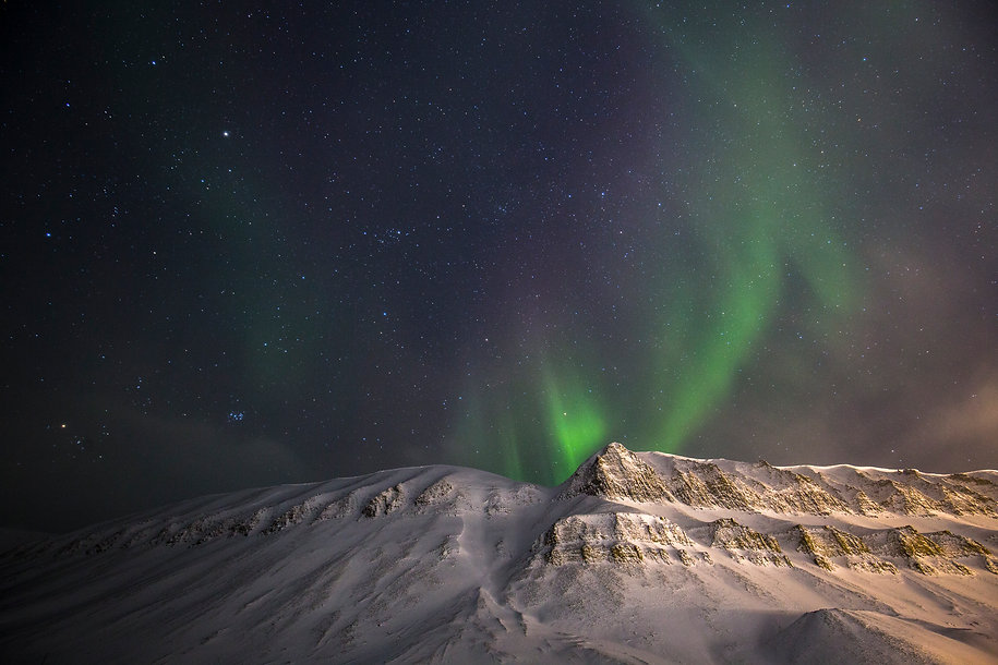 WilliamGray-Photography-Svalbard aurora.