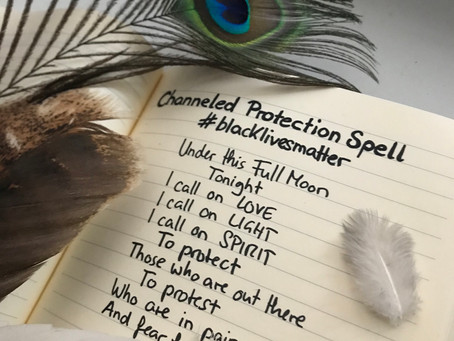 Protection Spell for BLM Prorestors