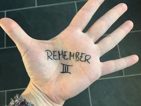 REMEMBER III