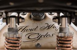 Jeff Thibault Hard Way Motorcycles