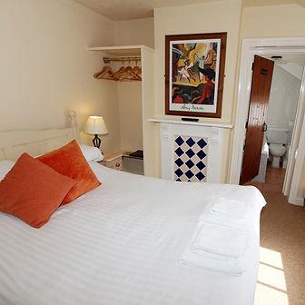 Billy Budds Cosy Double Room En-suite