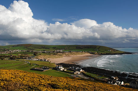 View of Croyde