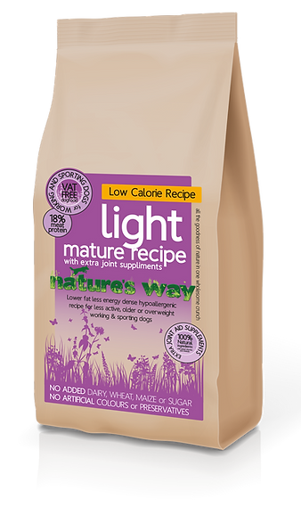 Nature's Way Light & Mature Recipe