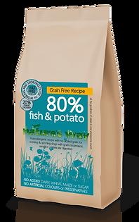 Nature's Way 80% Fish & Potato Pack
