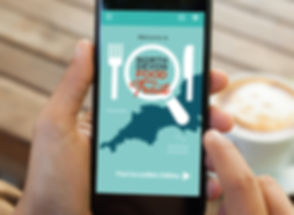 North Devon Food Trail new app