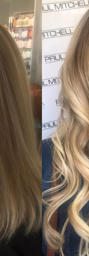 HAIR EXTENSIONS BY