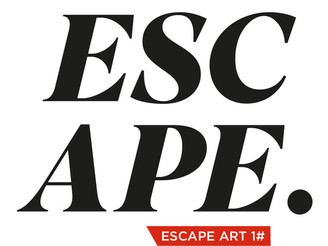 03.10-01.11.2020   ESCAPE ART