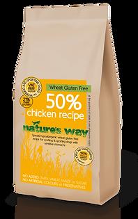 Nature's Way 50% Chicken Recipe