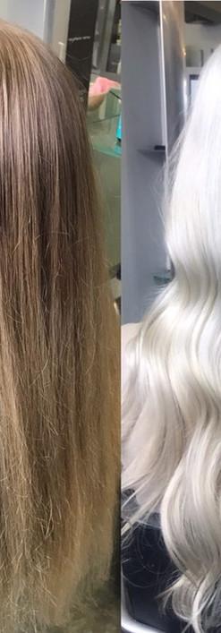 HAIR DESIGN BY