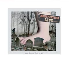 Monty Python O2 Dates