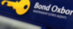 Bond Oxborough Phillips brand design and signage