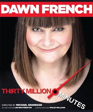 Dawn French 2014 Tour