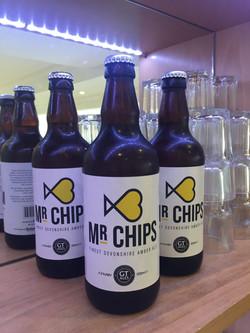 Mr Chips Ale