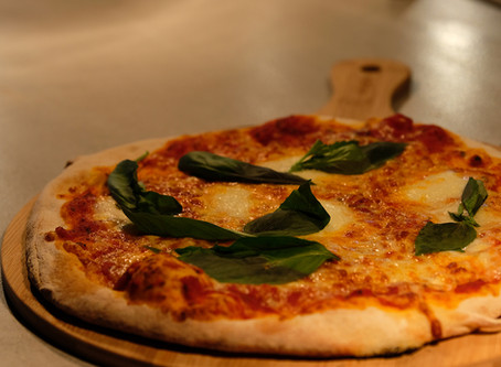 Fancy a freshly baked Pizza?