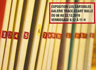 08-22.12.2019 | LES CARTABLES | Exposition collective