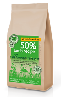 Nature's Way 50% Lamb Recipe