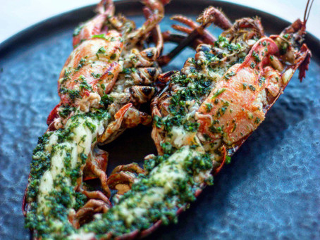 What is the green stuff you find in the cooked lobster? Can you eat it?