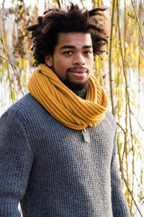 Loop Schal für Erwachsene aus Alpakawolle | Strickkleidung | Alpakita Berlin