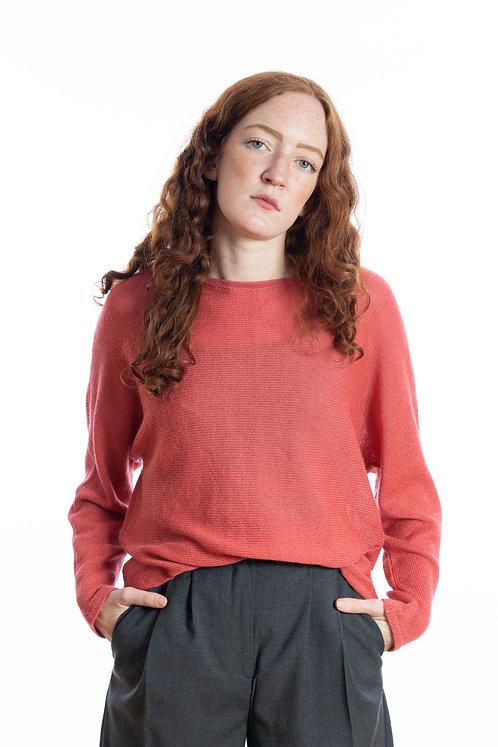 Eleganter Stickpullover für Frauen in modischen Farben