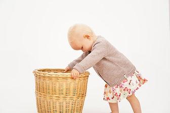 Reine Babyalpaka für Babys