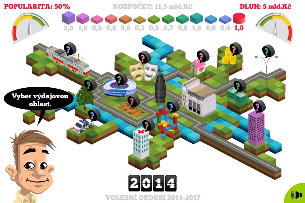 počítačová hra - interaktivní kvíz