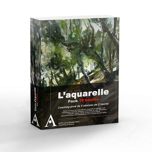 L'Aquarelle - Pack de 10 heures de coaching