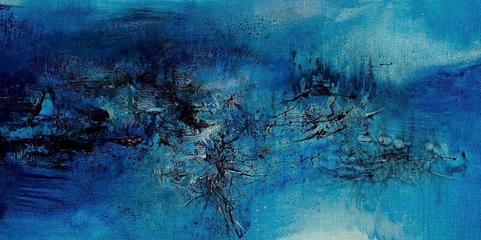 L'abstraction à l'acrylique - weekend 6-7/02/2021