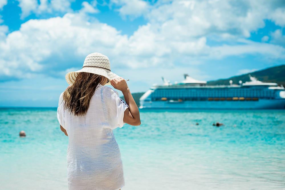 ThinkRichMum on a Royal Caribbean Cruise
