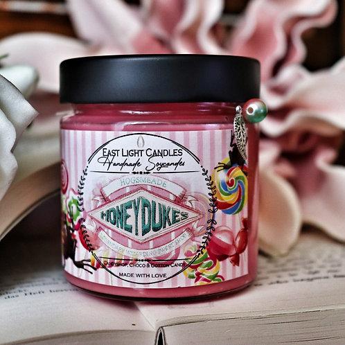 Honey Dukes  Bookish Candle   Buchkerze    Merch   Duftkerzen
