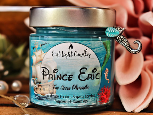 Prince Eric | Candle | Buchkerze | Scented Candle