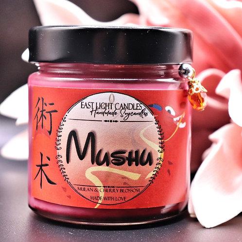 Mushu| Disney inspiriert | Candle | Buchkerze | Scented Candle