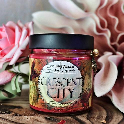 Crescent City| Bookish Candle | Soywaxcandle | Buchkerze | Roman | Fantasy