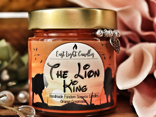 The Lion King   Candle   Buchkerze   Scented Candle