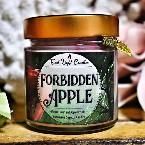Forbidden Apple | Candle | Buchkerze | Scented Candle