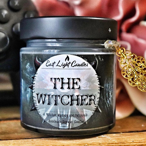 The Witcher | Candle | Buchkerze | Scented Candle| Bookish Candle
