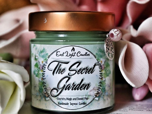 The Secret Garden | Candle | Buchkerze | Scented Candle