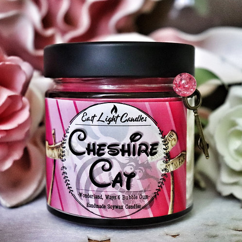 Cheshire Cat | Candle | Buchkerze | Scented Candle