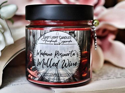 Madame Rosmertas Mulled Wine | Bookish Candle | Buchkerze |  Merch | Duftkerzen