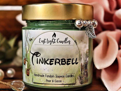 Tinkerbell | Candle | Buchkerze | Scented Candle