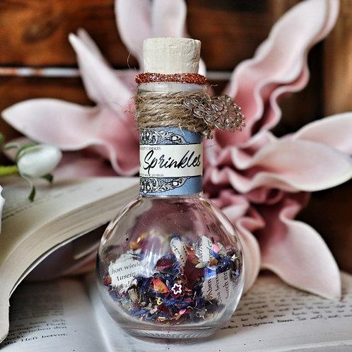 Dream Sprinkles| Magic Potion | Bookish Merch | Zaubertrank | Potions |